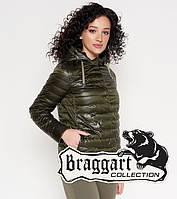 Braggart Angel's Woman 24992   Женский весенне-осенний воздуховик темный хаки