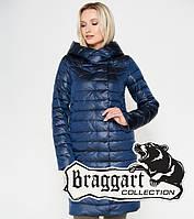 Braggart Angel's Woman 28215 | Женский воздуховик весна-осень темная лазурь