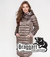 Braggart Angel's Woman 28215 | Воздуховик длинный осень-весна темная пудра