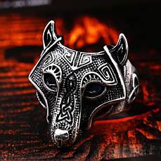 Перстень APST-64 Волк викинг