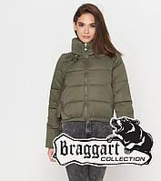 Braggart Youth | Женская куртка на весну 25222 хаки