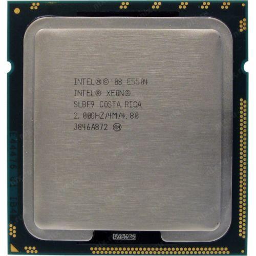 Процессор Intel Xeon E5504 /4(4)/ 2GHz  + термопаста 0,5г