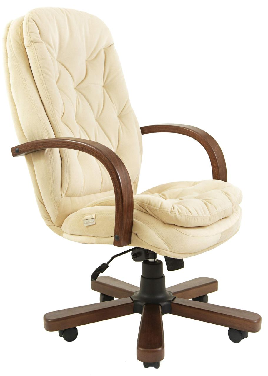 Кресло компьютерное Венеция (Вуд) (с доставкой)
