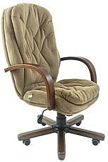 Кресло компьютерное Венеция (Вуд) (с доставкой), фото 3