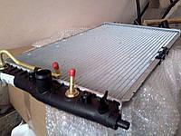 Оригин. радиатор охлаждения алюминиевый ta69wO-1301012 на ШАНС с автоматом. Радиатор охлаждения Ланос 1.4 АКПП, фото 1