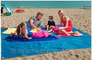 Пляжный коврик Антипесок 150х200 см