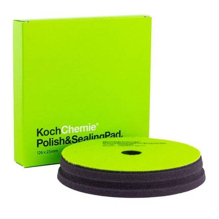 Мягкий полировальный круг - Koch Chemie Polish & Sealing Pad 150 мм (999587), фото 2