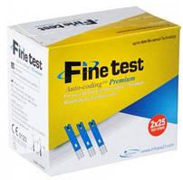 Тест-полоски Finetest Auto-coding Premium, 50шт