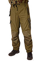 Брюки к костюму ГОРКА - 3 , хб 100%, кордура + наколенники.