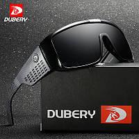 Стильные солнцезащитные очки  Dubery black