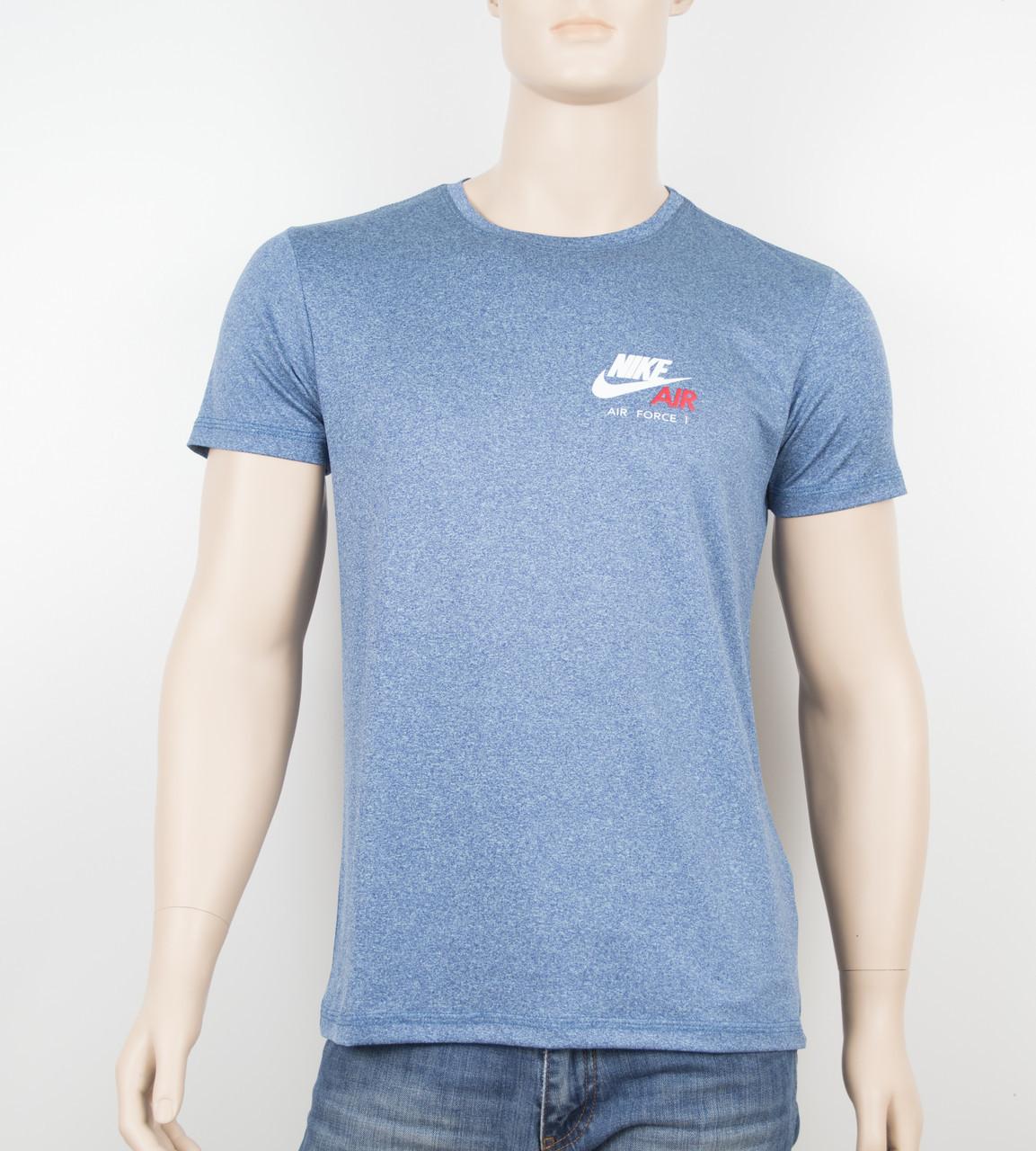 """Мужская футболка """"Вискоза"""" Nike 1901 джинс"""