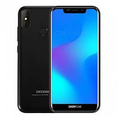 DOOGEE X70 Black Гарантия 1 год