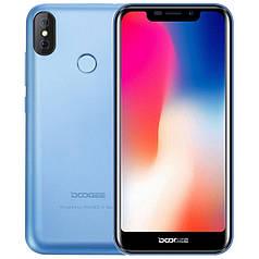 DOOGEE X70 Blue Гарантия 1 год