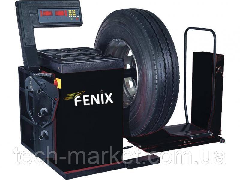 Вантажний балансувальний верстат Fenix TW 448