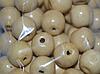 Бусины деревянные 14 мм 16006 пакет 80 г