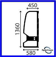 Стекло мини экскаватор Takeuchi TB014, TB016 - Дверь