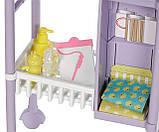 Кукла Барби педиатр врач Barbie Careers Baby Doctor Playset Барбі педіатр з двома пупсами, фото 3