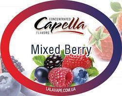 Ароматизатор Capella Mixed Berry (Смешанная ягода)