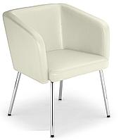 Кресло для ожидания Hello 4L chrome