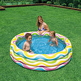 Детский надувной бассейн 58449, фото 3