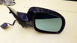 Зеркало заднего вида правое ауди а6 с5 audi a6 c5