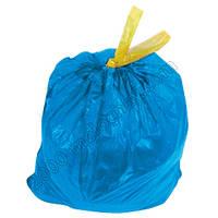 Мешок  для  мусора.  60 л.  с  Завязками