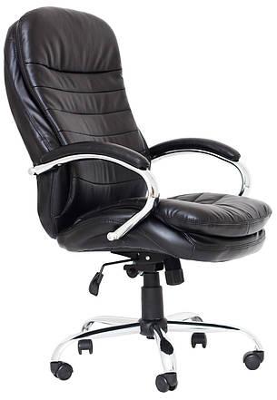 Кресло компьютерное Валенсия (Вуд) (с доставкой), фото 2