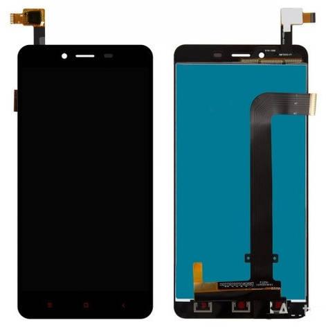 LCD экран+тачскрин Tina Xiaomi Redmi Note 2 ААА, фото 2
