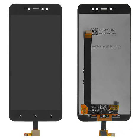 LCD экран+тачскрин Tina Xiaomi Redmi Note 5A AAA, фото 2