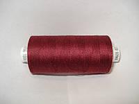 Нитка Coats EPIC №120 1000м.col 03944 бордовый