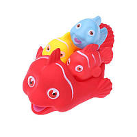 """Игрушки для ванной """"Рыбки - Немо"""""""