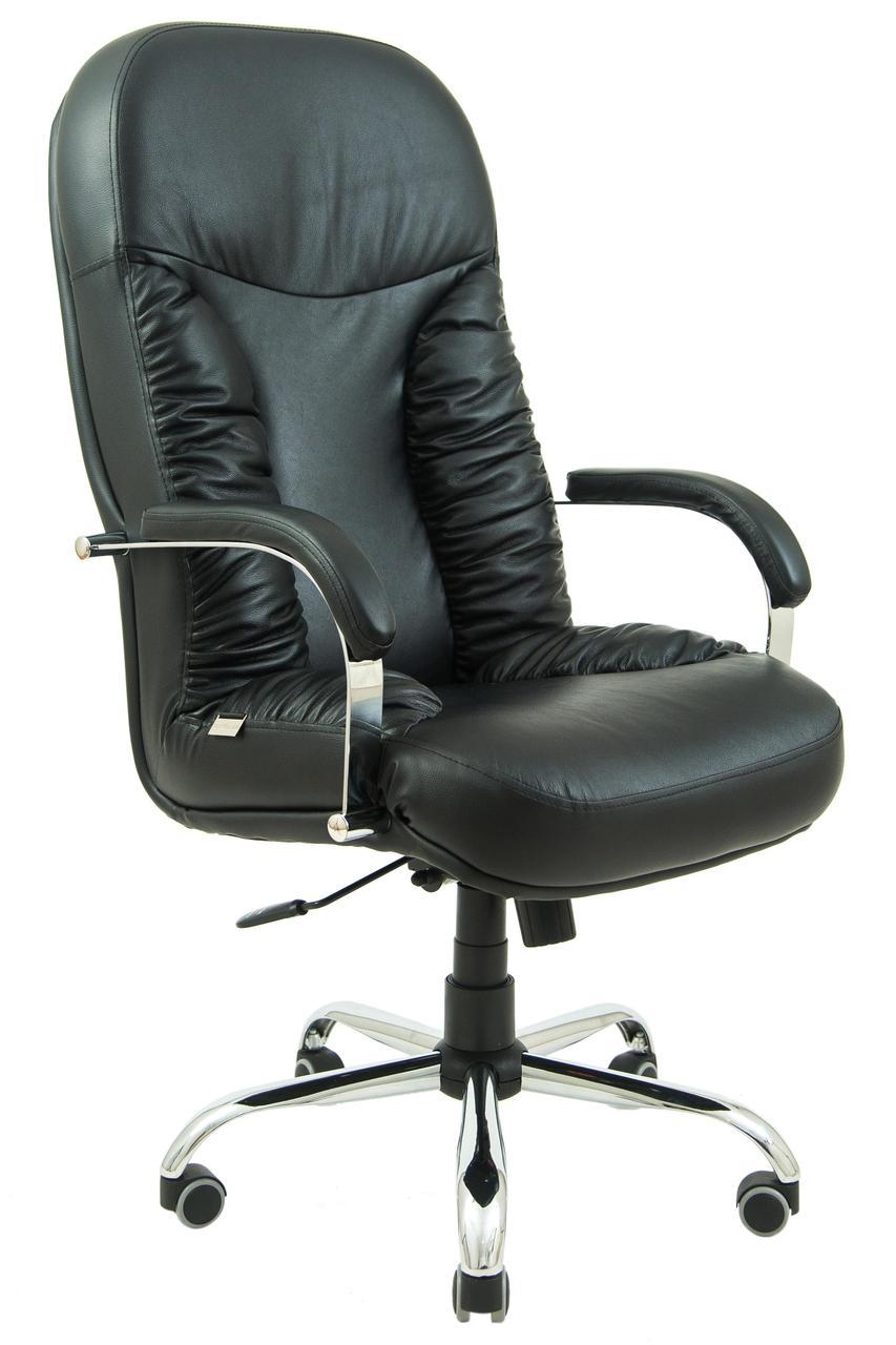 Кресло компьютерное Буфорд (Хром) (с доставкой)