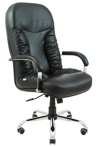 Кресло компьютерное Буфорд (Хром) (с доставкой), фото 2