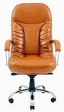 Кресло компьютерное Буфорд (Хром) (с доставкой), фото 3
