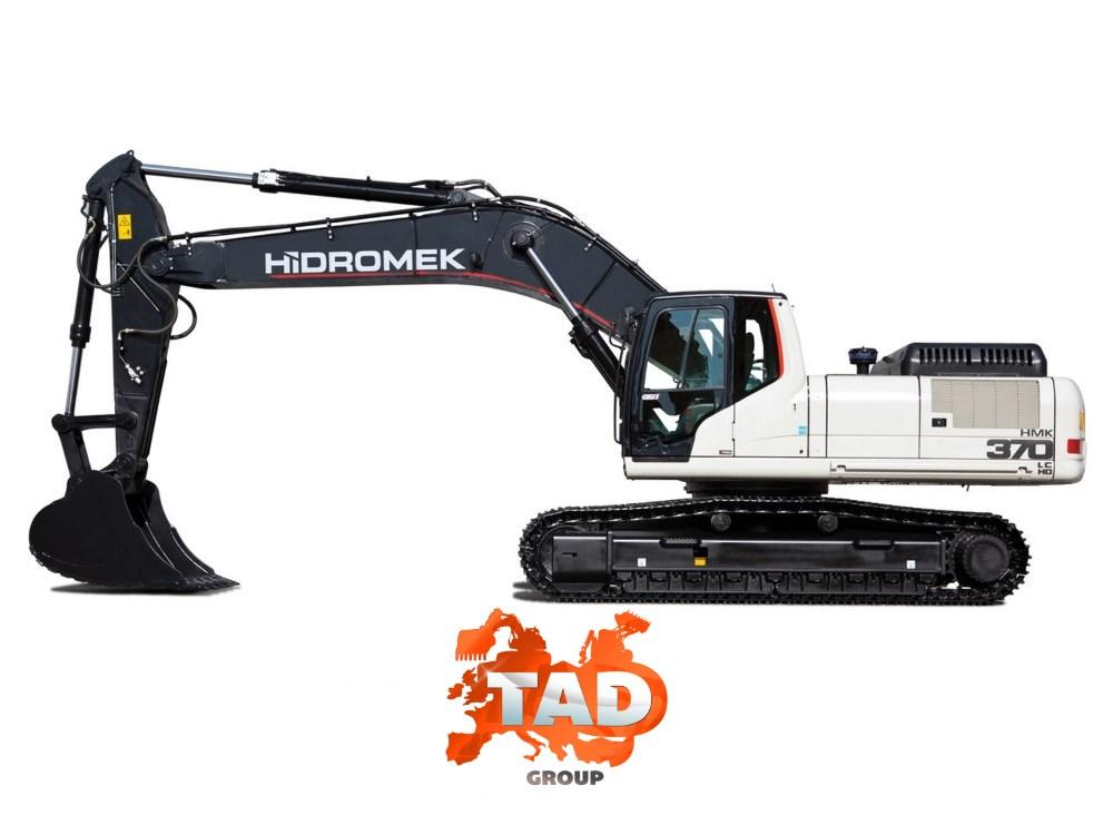 Гусеничный экскаватор HIDROMEK HMK 370LC HD (2019 г)