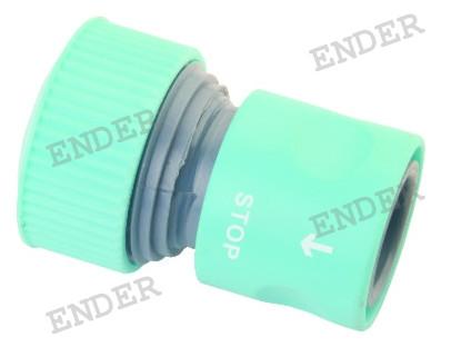 """Коннектор Ender 3/4"""" c клапаном Standart"""