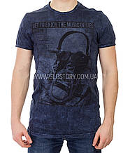 Мужская футболка Daniel & Jones