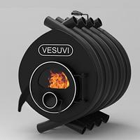 Печь булерьян VESUVI classic 01 со стеклянной дверцей