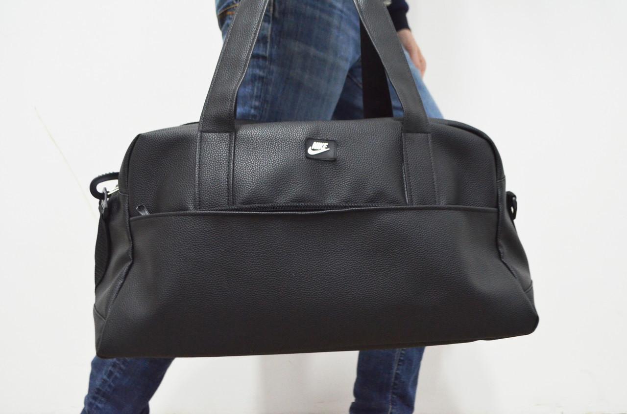 Спортивная, дорожная сумка NIKE, саквояж, сумка через плечо