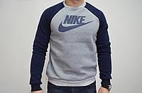 Спортивная кофта Nike/найк, олимпийка, теплая кофта, свитшот, реглан, фото 1