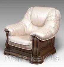 """Кресло в коже """"Гризли"""""""