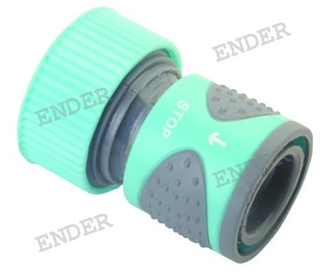 """Коннектор Ender 3/4"""" с клапаном серия Soft"""