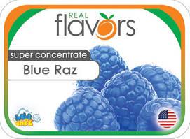 Ароматизатор Real Flavors Blue Raz (Голубая малина)