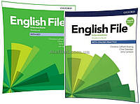 Английский язык / English File / Student's+Workbook. Учебник+Тетрадь (комплект), Intermediate / Oxford