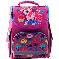 Рюкзак школьный каркасный ортопедический Kite Education My Little Pony LP19-501S-1, для девочек, розовый (LP19-501S-2), фото 1