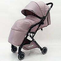 "Детская коляска ""YUYO"" T3101F Biege Бежевая"