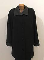 Шерстяное Стильное Пальто от Canda Идеальна для Базового Гардероба Размер: 62-3XL, 4XL