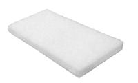 Litokol Белый войлок для уборки остатков эпоксидных затирок 109GBNC