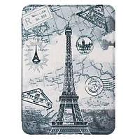 Обложка для электронной книги Amazon Kindle Paperwhite 4 2018 TPU - Paris