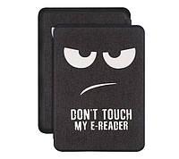 Обложка для электронной книги Amazon Kindle Paperwhite 4 2018 TPU - Don't Touch